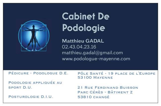 CdV Podologue Laval Mayenne