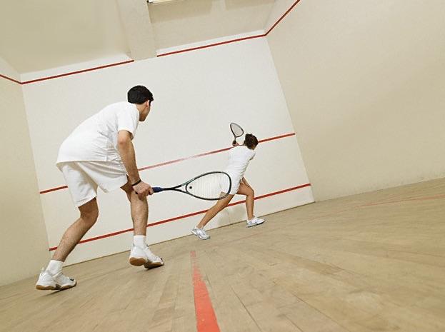 Squash - Podologue Mayenne
